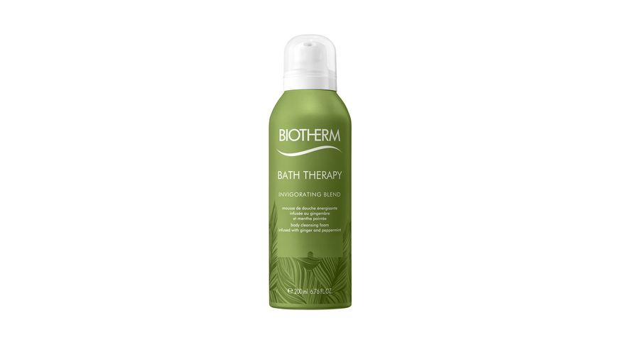 BIOTHERM Bath Therapy Invigorating Blend Duschschaum