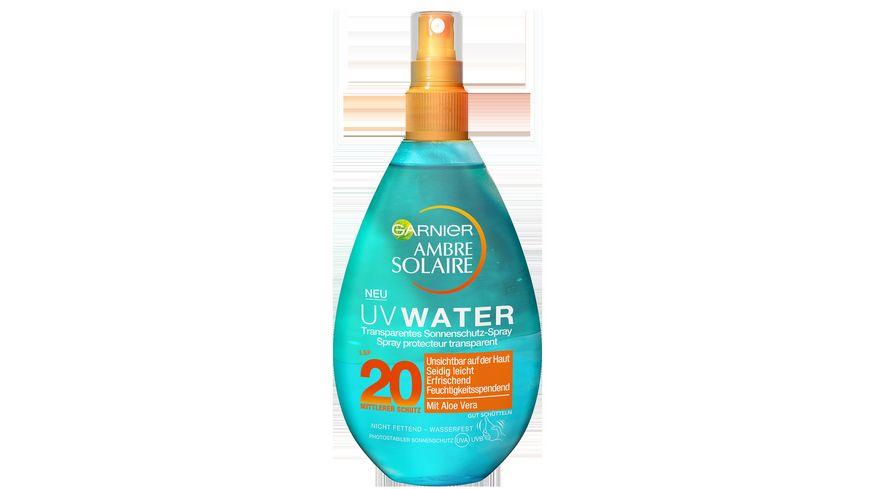 GARNIER AMBRE SOLAIRE UV Water Spray LSF 20