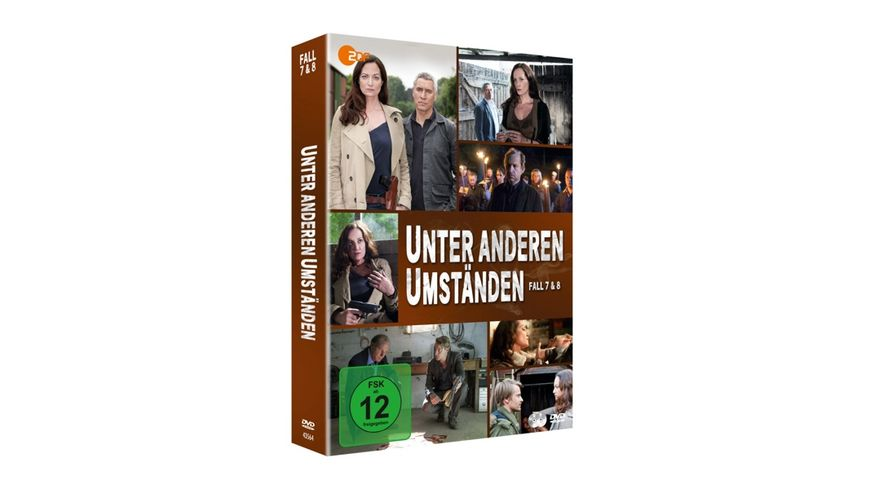 Unter anderen Umstaenden Box 4 2 DVDs