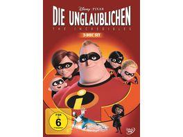 Die Unglaublichen The Incredibles 2 DVDs