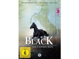 Black Der schwarze Blitz Box 3 4 DVDs