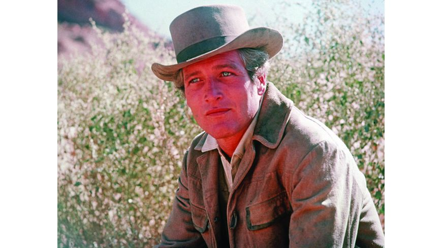 Butch Cassidy und Sundance Kid Limitierte Steel Edition inkl CD Soundtrack