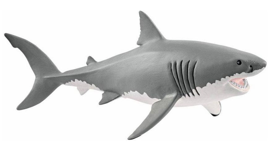 Schleich Wild Life Weisser Hai