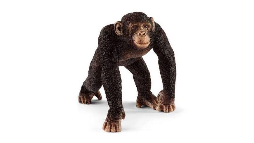 Schleich Wild Life Schimpanse Maennchen