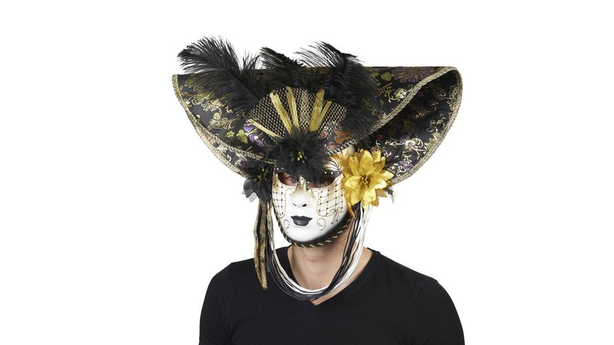 Andrea Moden Venezia Maske deluxe