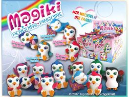 De Agostini Magiki Pinguine Sammelfigur 1 Stueck Blindbag