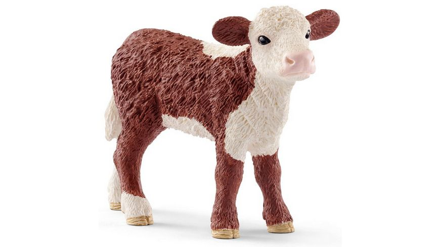 Schleich Farm World Hereford Kalb