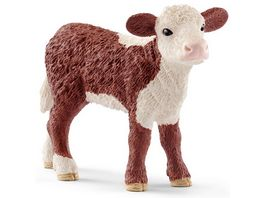 Schleich 13868 Farm World Hereford Kalb