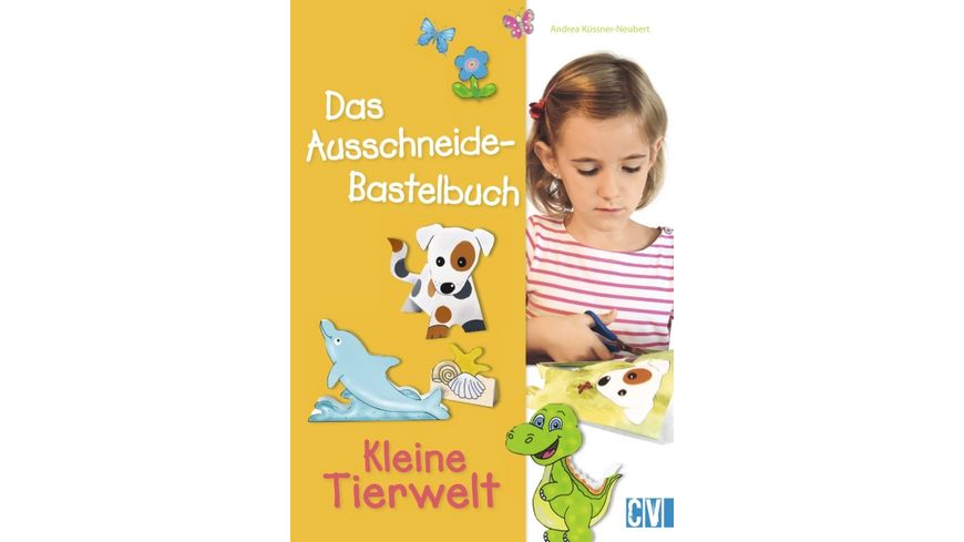 Buch Christophorus Das Ausschneide Bastelbuch