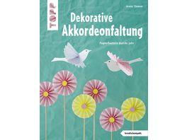 Buch frechverlag Dekorative Akkordeonfaltung kreativ kompakt