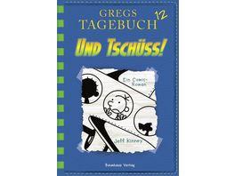Baumhaus Verlag Gregs Tagebuch 12 Und tschuess