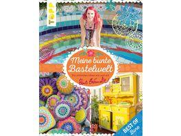 Buch frechverlag Meine bunte Bastelwelt Best of Bine