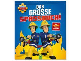 Feuerwehrmann Sam Das grosse Spassbuch