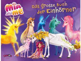 Buch Egmont Mia and me Das grosse Buch der Einhoerner