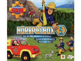 Feuerwehrmann Sam Hoerspiel Box 5
