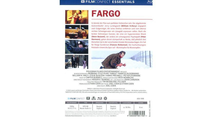 Fargo Mediabook
