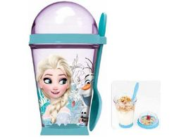 p os Handel Disney Frozen Muesli Becher mit Loeffel