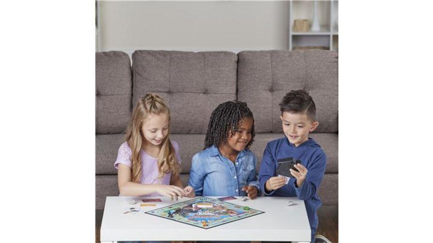 Hasbro Gaming Monopoly Junior Banking