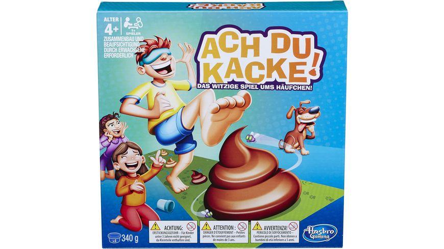 Hasbro Gaming Ach Du Kacke