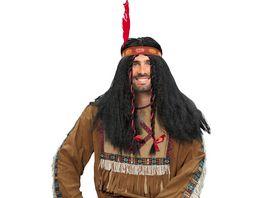 Makotex Peruecke Indianer schwarz