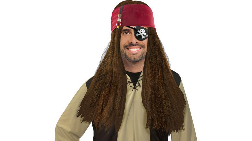 Makotex Peruecke Pirat braun