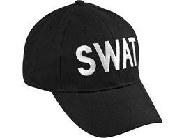 Makotex Cap SWAT schwarz