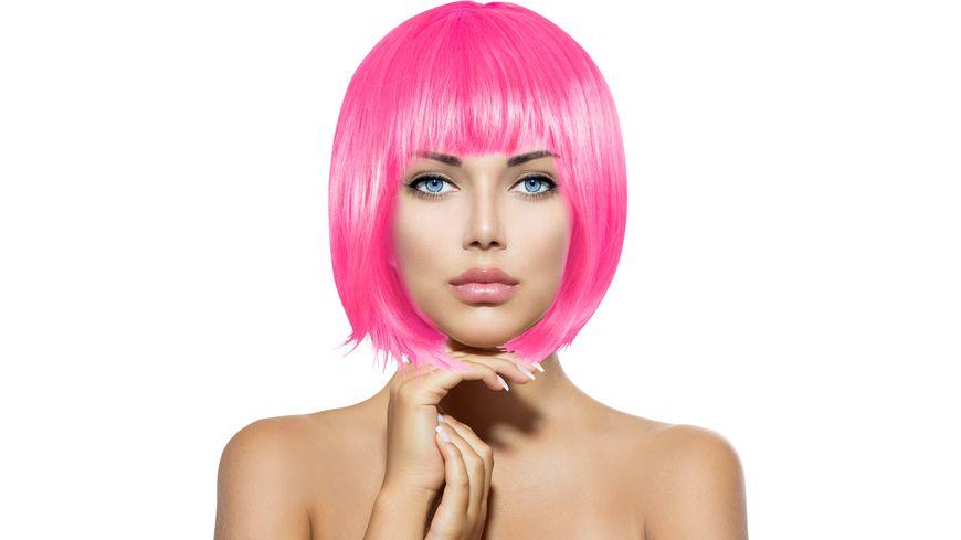 Makotex Peruecke Bob pink
