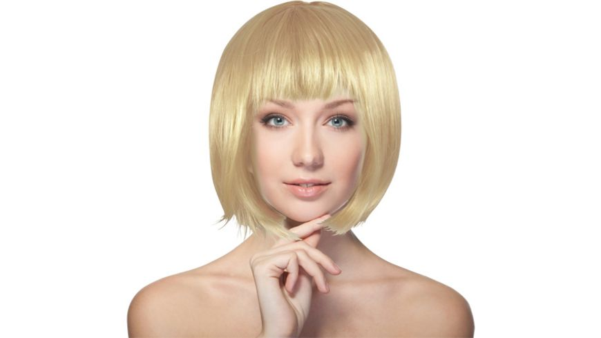 Makotex Peruecke Bob blond