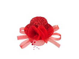 Makotex Minihut Glimmer rot