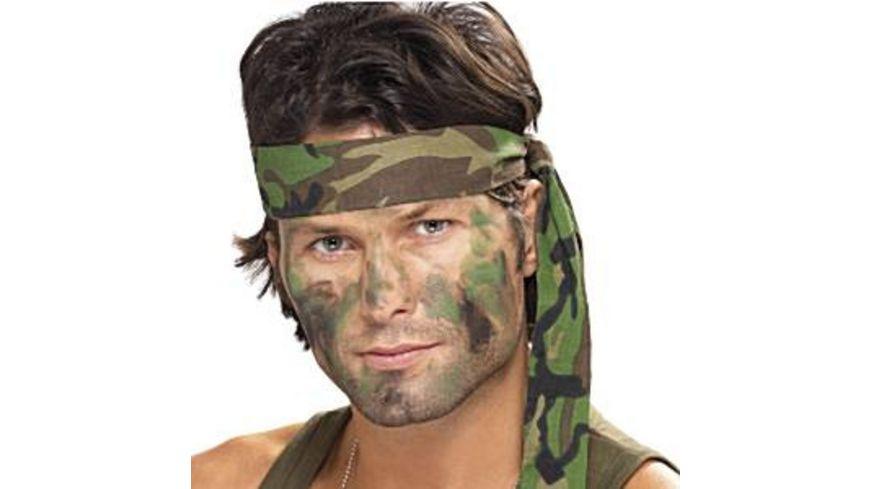 Makotex Stirnband Army camouflage