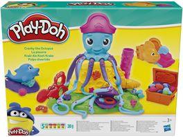 Hasbro Play Doh Kraki die Knet Krake