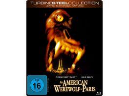 An American Werewolf in Paris Turbine Steel Collection LE