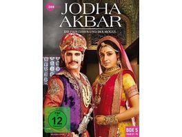 Jodha Akbar Die Prinzessin und der Mogul Box 5 Folge 57 70 3 DVDs