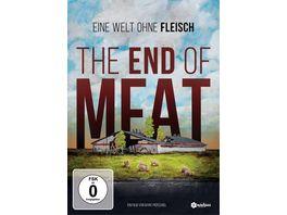 The End of Meat Eine Welt ohne Fleisch Bonus Kurzdoku A Future Imperative ca 30 Min deutsche und englische Untertitel