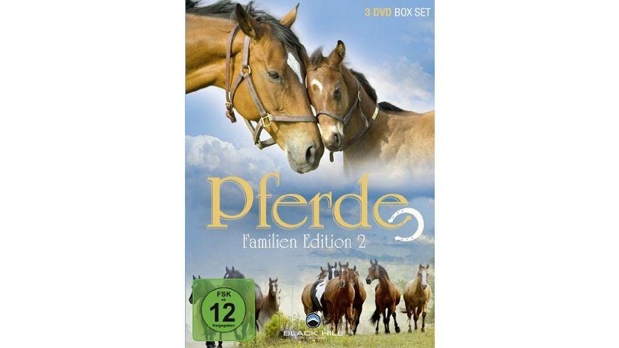 Pferde Familien Edition 2 3 DVDs