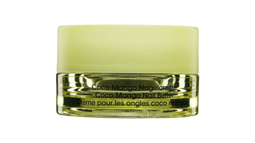 alessandro Coco Mango Nagel Butter Intensive Nagelpflege