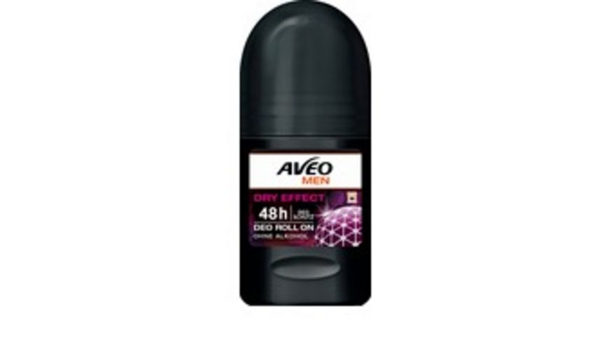 AVEO Men Deo Roll on Dry Effect