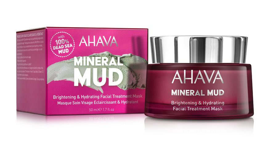 AHAVA Brightening Hydration Facial Treatment Mask