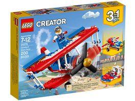 LEGO Creator 31076 Tollkuehner Flieger