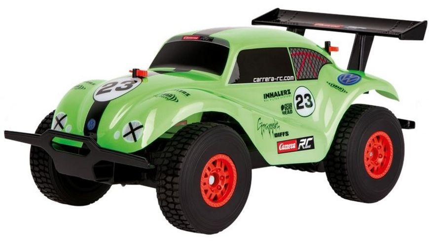 Carrera RC - VW Beetle, green