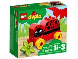 LEGO DUPLO 10859 Mein erster Marienkaefer erste Bauerfolge