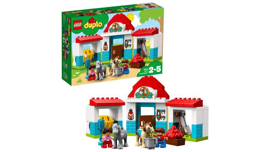 LEGO DUPLO 10868 Pferdestall