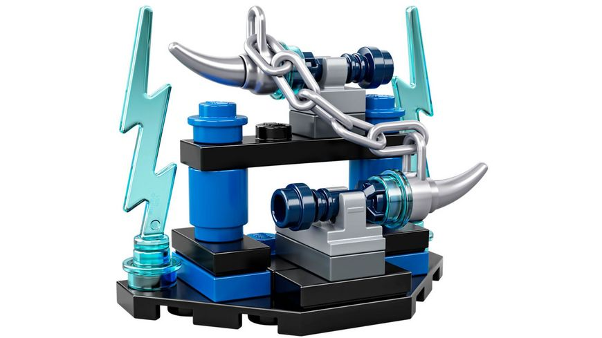 LEGO Ninjago 70635 Spinjitzu Meister Jay