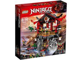 LEGO Ninjago 70643 Tempel der Auferstehung