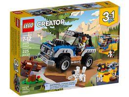 LEGO Creator 31075 Outback Abenteuer