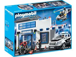 PLAYMOBIL 9372 Polizeistation