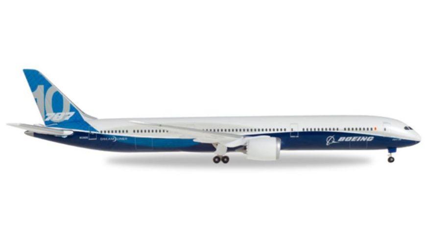 Herpa 530781 Boeing 787 10 Dreamliner N528ZC