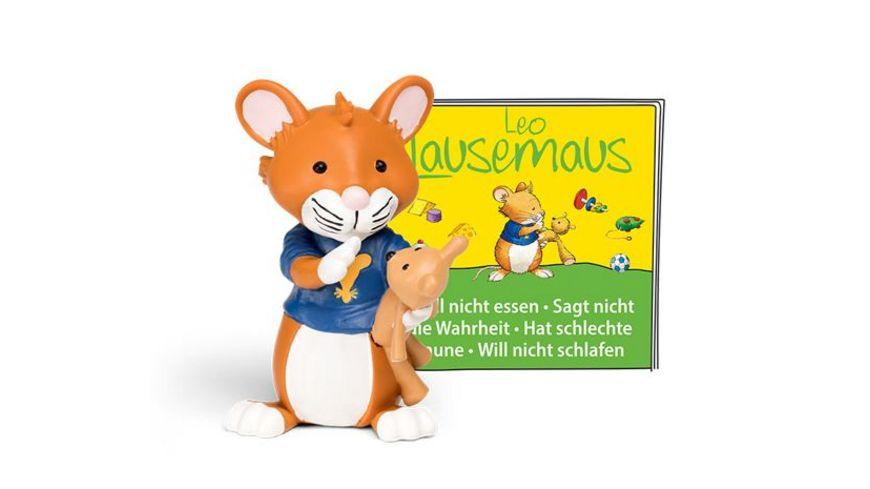 tonies Hoerfigur fuer die Toniebox Leo Lausemaus Das Original Hoerspiel 1