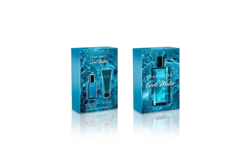 DAVIDOFF Cool Water Duftset