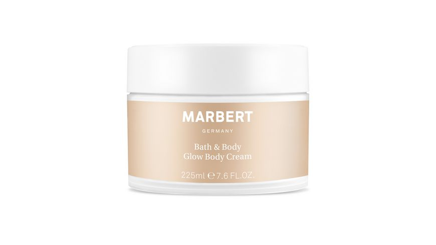 MARBERT Bath&Body Glow Body Cream
